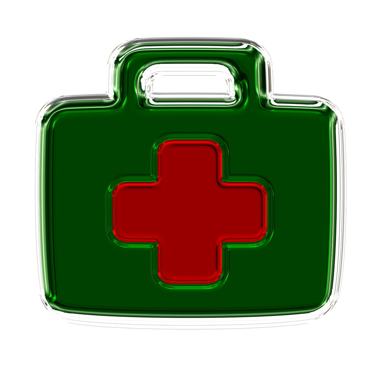 What is the first aid treatment of a fracture?